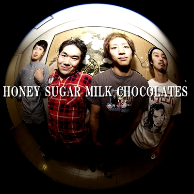 HONEY SUGAR MILK CHOCOLATES