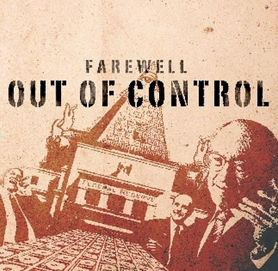 "FAREWELL 1st EP""OUT OF CONTROLL"""