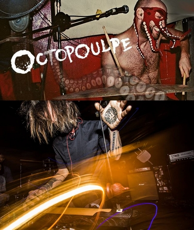 OCTOPOULPE/KLAUS LEGAL JAPAN TOUR 2017