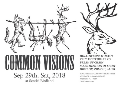 COMMON VISIONS Vol.8